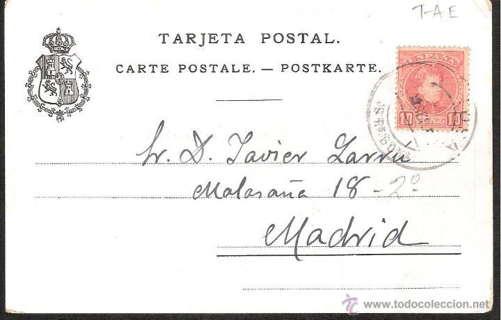 Postales: postal tortosa sta cinta y vista general fot b masdeu serie 1 num 2 - Foto 2 - 39866352