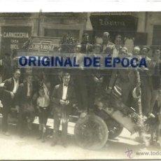 Postales: (PS-37212)POSTAL FOTOGRAFICA DE MARTORELL-INAGURACION PISCINA MUNICIPAL 1930.CHEVROLET. Lote 39875530