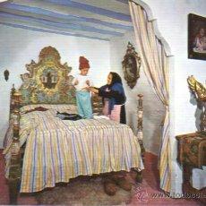 Postales: POSTAL DE LA POBLA DE CLARAMUNT - CAL FUSTER TIPICA CATALUNYA Nº 1890 DE ESCUDO DE ORO. Lote 39935385