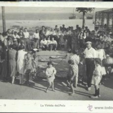 Postales: MATARÓ (BARCELONA).- LA VENDA DEL PEIX. Lote 39964919