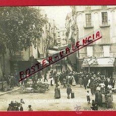 Cartoline: POSTAL FIGUERAS , GERONA , PLAZETA Y CALLE DE GERONA , FOTOGRAFICA , ORIGINAL , P90376. Lote 40033615