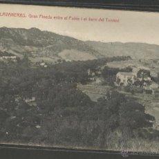 Postales: LLAVANERAS - 22 - GRAN PINEDA ENTRE EL POBLE I EL BARRI DE TORRENT - THOMAS - (18053). Lote 40065452