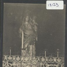 Postales: MONTBLANCH - ATV 2847 - IMAGEN DE LA VIRGEN - (18123). Lote 40130352