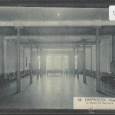Postales: CAMPRODON - 96- HOTEL RIGAT -ROISIN - (18156). Lote 40185897