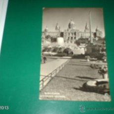 Postales: POSTAL ANTIGUA DE BARCELONA, PALACIO NACIONAL. Lote 40232015