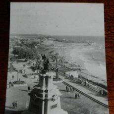 Postales: ANTIGUA FOTO POSTAL DE TARRAGONA, N. 1, BALCON DEL MEDITERRANEO, ED. RAYMOND, CIRCULADA.. Lote 39610516
