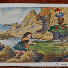 Postales: ANTIGUA POSTAL DE EDICIONES CATALANES, BARCELONA, SERIE EXCURSIO, N. 21, NO CIRCULADA.. Lote 39612661