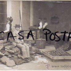 Postales: SAN FELIU DE GUIXOLS POSTAL FOTOGRÁFICA. COLECCION MAURI. INDUSTRIA DEL CORCHO. SIN CIRCULAR.. Lote 40332956