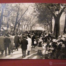 Postales: POSTAL DE BARCELONA - LA RAMBLA DE LAS FLORES - SERIE I - Nº 71 - SIN CIRCULAR -. Lote 40336127