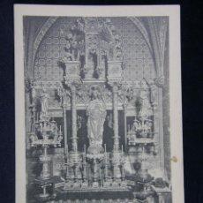 Postales: MONTSERRAT ALTAR DEL SAGRAT COR DE JESÚS. Lote 40373137