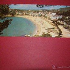 Postales: TARJETA POSTAL - VISION SCOPE - COSTA BRAVA - GERONA - LLAFRANCH - VISTA GENERAL - SIN CIRCULAR -. Lote 40461298