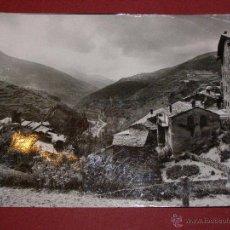 Postales: POSTAL - CARALPS - GERONA - VISTA PARCIAL DETALLE - 120 - LABORATORIOS FOTOGRÁFICOS JORI - CIRCULADA. Lote 40478893