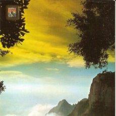 Postales: MONTSERRAT, VISTA GENERAL - ESCUDO DE ORO Nº 7 - SIN CIRCULAR. Lote 40601457