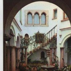 Postales: POSTAL RODA DE BARA ( TARRAGONA) ROC SAN CAYETANO, ENTRADA AL PATIO ANDALUZ - 1968. Lote 40621556