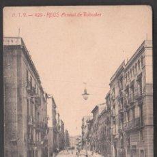 Postales: REUS - ARRABAL DE ROBUSTER - POSTAL Nº 429 DE ATV - ESCRITA CON FECHA DE 1913. Lote 40621570