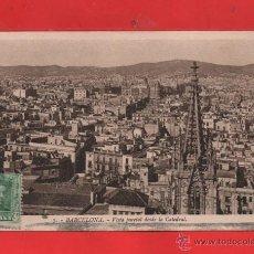 Postales: POSTAL BARCELONA CIRCULADA EDICIÓN ROISIN VER FOTO ADICIONAL. Lote 40644080
