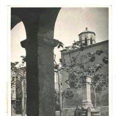 Postales: BARCELONA VILAFRANCA DEL PANADES. POSTAL FOTOGRAFICA. CIRCULADA. Lote 179952831