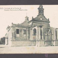 Postales: REUS - 13. FACHADA ERMITA DE MISERICORDIA - 11993 FOTOTIPIA THOMAS, EDIC. TRICAZ Y FUMADÓ. Lote 40757836