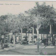 Postales: FIGUERAS. PLAZA DEL COMERCIO. AÑOS 1920.. Lote 40780712