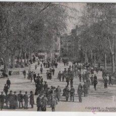 Postales: FIGUERAS. RAMBLA. AÑOS 1910. Lote 40780875