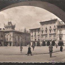 Postales: POSTAL FOTOGRAFICA VICH - VIC PLAZA DEL CAUDILLO EDITA GARCIA GARRABELLA NUM 11. Lote 40832685