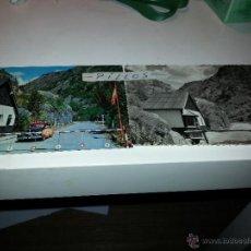 Postales: VALLE DE ARAN, PUESTO FRONTERIZO, DOS BONITAS POSTALES ANTIGUAS. Lote 40949602