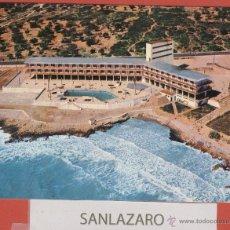 Postales: POSTALES - GRAN HOTEL CARLOS III - ALCANAR PLAYA -TARAGONA- DEPÓSITO LAGAL B. 14160-VIII. Lote 41004106