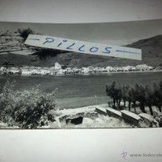 Postales: MANUSCRITA EN EL AÑO 1954 CON SELLO Y MATASELLO, PORT DE LA SELVA. Lote 41077314