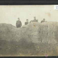 Postales: VICH - MILITARES - FOTOGRAFIA PALMAROLA -1918 - VER REVERSO -(2335). Lote 41115654