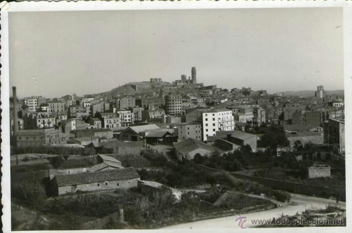 LLEIDA - 15 VISTA GENERAL (Postales - España - Cataluña Moderna (desde 1940))