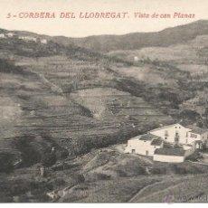 Postales: CORBERA DE LLOBREGAT-BARCELONA. Lote 195140658
