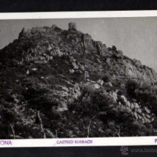 Postales: ARGENTONA. CASTILLO BURRIACH. CIRCULADA. Lote 50953453