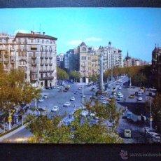 Postales: POSTAL - BARCELONA - PLAZA DE LA VICTORIA Y AVD. GENERALÍSIMO FRANCO - POSTALES CYP - ESCRITA. Lote 41254240