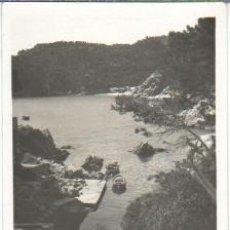 Postales: POSTAL DE LA COSTA BRAVA - BAGUR - PORT DE SES ORATS FOTO PUIGNAU. Lote 41269094