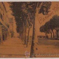 Postales: ANTIGUA POSTAL ARENYS DE MAR EDICION EXCLUSIVA PARA JOSE BRAS TAXONERA ESCRITA . Lote 41494189