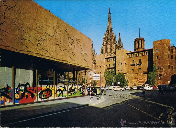 postal catedral - colegio arquitectos - barcelo - Comprar Postales ...