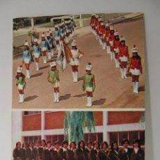 Postales: POSTAL MAJORETTES DE MOLLET DEL VALLES. FOTO VIZCARRA. BERGAS INDUSTRIAS GRÁFICAS 1972. Lote 41582494