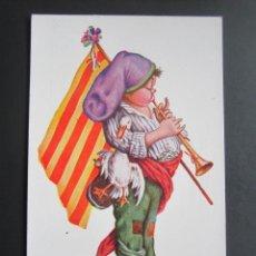 Postales: POSTAL BARCELONA. TRAJE REGIONAL. . Lote 41593516