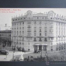 Postales: POSTAL BARCELONA. HOTEL RITZ. . Lote 41594177