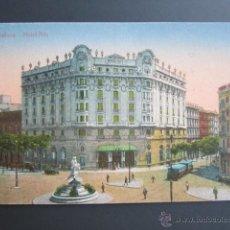 Postales: POSTAL BARCELONA. HOTEL RITZ. . Lote 41602437