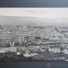 Postales: POSTAL BARCELONA. VISTA PARCIAL. . Lote 41602810