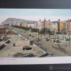 Postales: POSTAL BARCELONA. PASEO COLÓN. . Lote 41604174