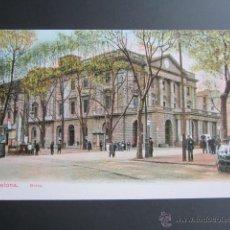 Postales: POSTAL BARCELONA. BOLSA. . Lote 41604274