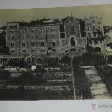 Postales: POSTAL REAL SANTUARIO SAN JOSÉ DE LA MONTAÑA. BARCELONA. 1965. Lote 41609998