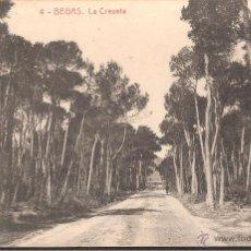 Postales: POSTAL BEGAS LA CREUETA FOTO THOMAS EDITA PITCHOTET. Lote 41648048