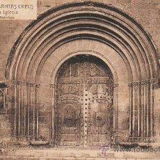 Postales: MONASTERIO DE SANTES CREUS, PUERTA DE LA IGLESIA, EDITOR: RIOSIN Nº 28. Lote 41715289