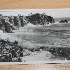 Postales: SANT FELIU DE GUIXOLS - PUNTA GARBI - RIBAU - CIRCULADA EN 1944. Lote 41735582