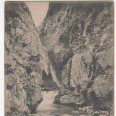 Postales: N. C. LL.-NURIA, C. 2 . 2. GORJA DEL SALT DEL SASTRE. Lote 41961061
