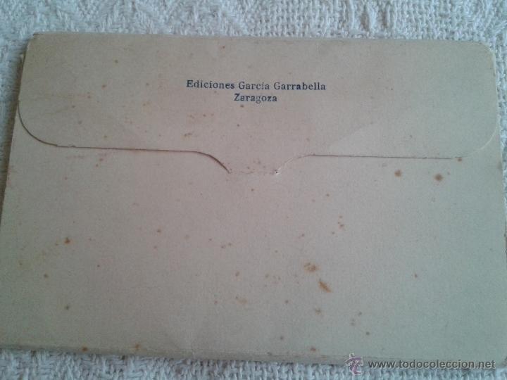 Postales: LOTE DE 9 POSTALES PEQUEÑAS DE TORTOSA CON PEQUEÑO ESTUCHE DONDE VAN GUARDADAS... AÑOS 60 - Foto 3 - 41970077