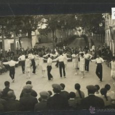 Postales: POSTAL FOTOGRAFICA POSIBLEMENTE LA PUDA DE MONTSERRAT - SELLO EN SECO FOTO ART BARCELONA- (2604). Lote 42139048